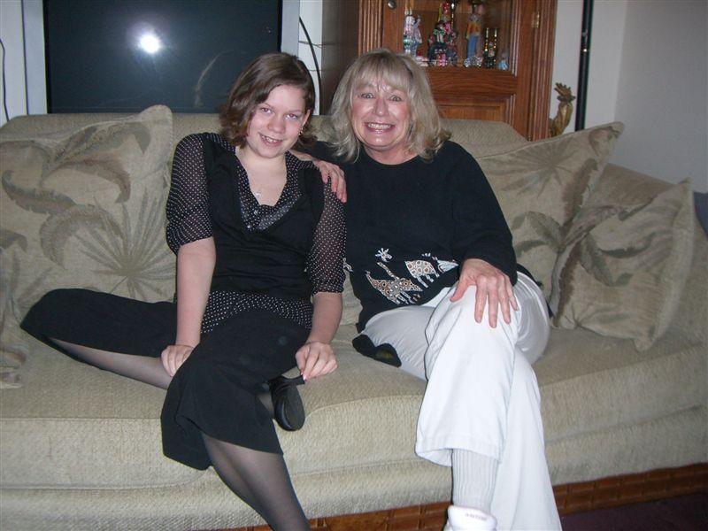 Samantha and Marianne