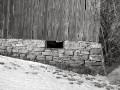 White House Barn, Third Line, Winter