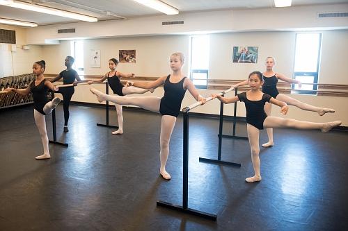 Brighton Ballet Practice DG-79