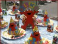 Elmo party hats for the kids