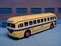 1952 Mack C-45 SDT Orange & Black Bus Lines, Fairview, NJ.
