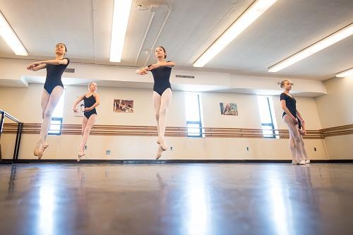 Brighton Ballet Practice DG-123