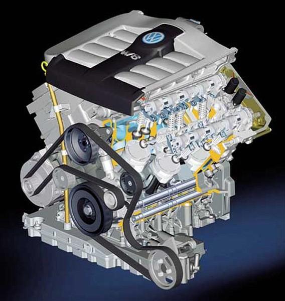 fastest way to remove w8 engine rh passatworld com W Engine Block W12 Engine Breakdown