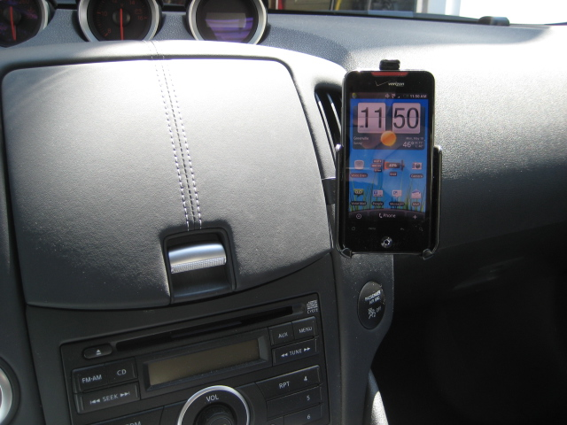 Proclip 370z Mount Droid Holster Review Page 2
