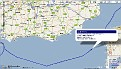 15 October 2009 English Channel