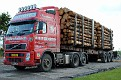 SN53 LYW   Volvo FH 520 Globetrotter XL 6x2 unit
