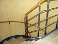 Deck 14 Cortina Stairs to Deck 12 Ravello