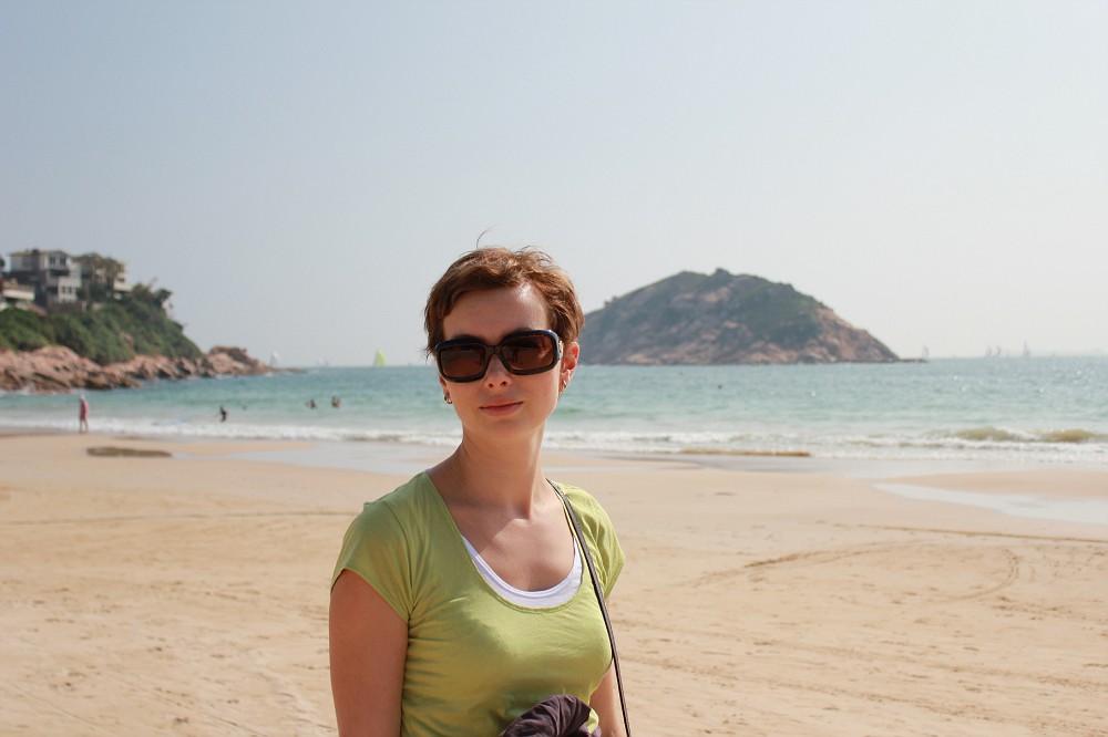 HK: Shek O Beach