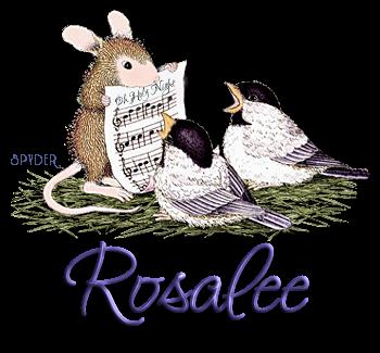 Rosalee hm ChristmasCarol