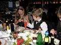 Christmas Eve Table Setting