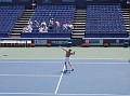 Andre Agassi practice -TennisUCLA06 022