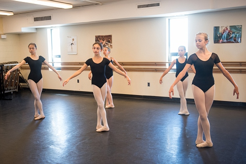 Brighton Ballet Practice DG-84