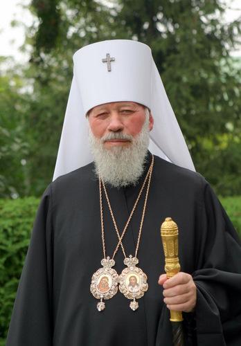 Блаженніший Володимир, Митрополит Київський та всієї України
