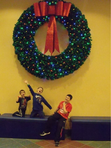 My Jersey boys - Xmas 2014