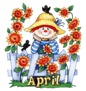 April - FallRaggedy