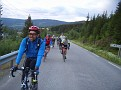 Andreas en route: Trondheim-Oslo