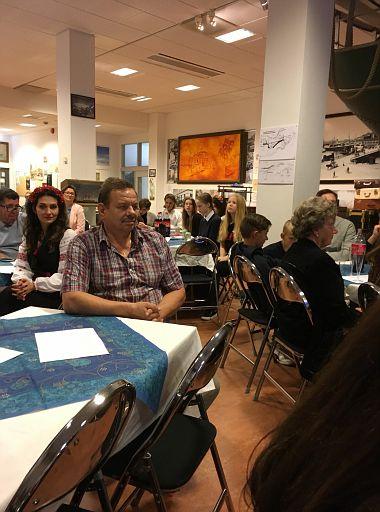 2018.10.18.USKF 10 års jubileum på Emigranternas hus