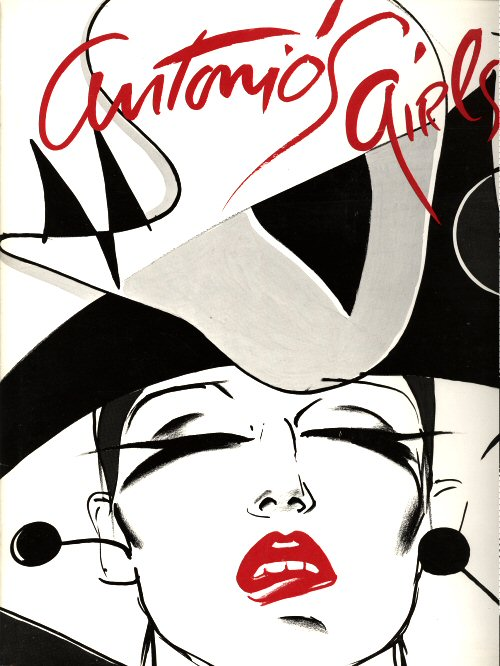 Antonio's Girls Cover