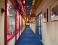 Starboard Hallway