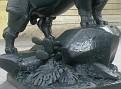 Rhinoceros - Alfred Jacquemart