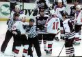Vandermeer Jim scrum 1-25-02 1