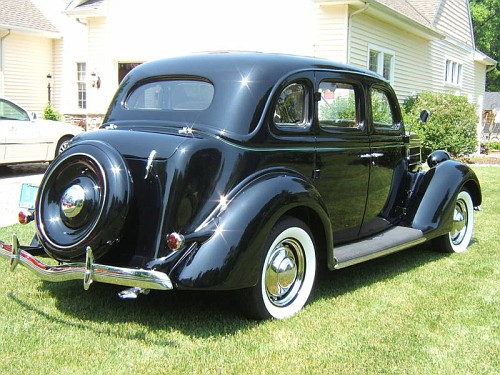 photo 1936 ford 4 door trunkback sedan d 1936 1937 1938