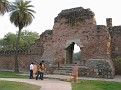 Mid 1500's Purana Qila.  Fort of Afgan Ruler Sher Shah.