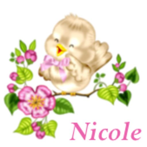 Nicole - SweetBird-Vicki-August 3, 2018