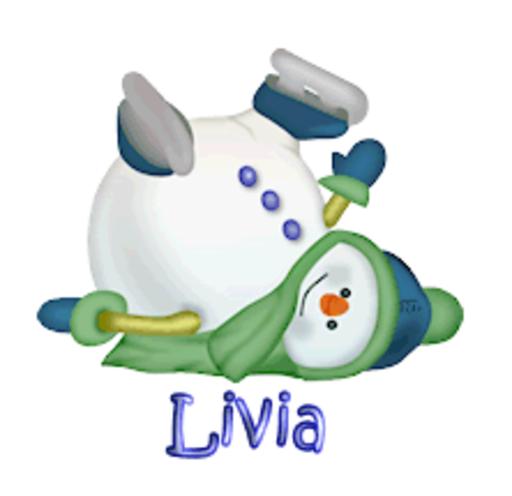 Livia - CuteSnowman1318