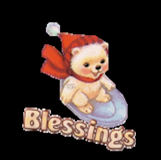 Blessings - WinterSlides