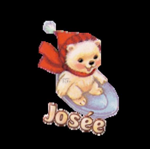 Josee - WinterSlides