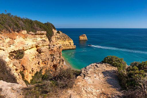 Algarve shores
