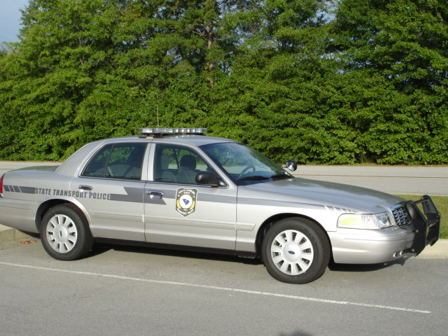 SC - South Carolina State Transport Police