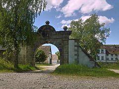Osttor Schloss Bisperode