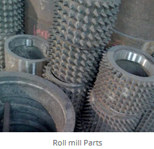 HSI crusher parts