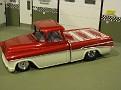 1955 Chevy pu built by Dave Kolar