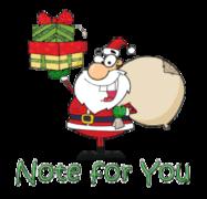Note for You - SantaDeliveringGifts