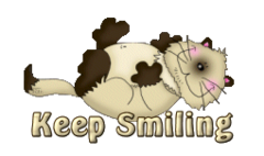 Keep Smiling - KittySitUps