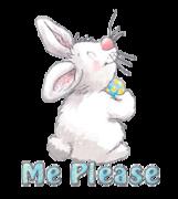 Me Please - HippityHoppityBunny
