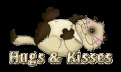 Hugs & Kisses - KittySitUps