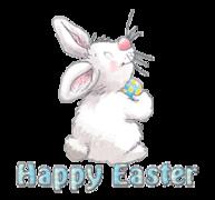 Happy Easter - HippityHoppityBunny