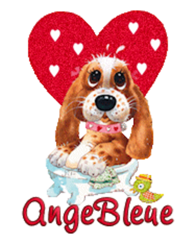 AngeBleue - ValentinePup2016