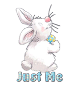 Just Me - HippityHoppityBunny