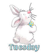 DOTW Tuesday - HippityHoppityBunny