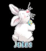 Jules - HippityHoppityBunny