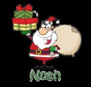 Noah - SantaDeliveringGifts