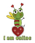 I am online - BeeHeart