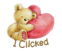 I Clicked - ValentineBear2016