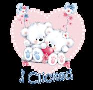 I Clicked - ValentineBearsCouple2016