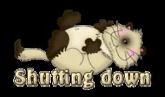 Shutting down - KittySitUps